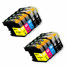 10 Pk Ink Cartridges for Brother LC201 LC203XL MFC J460DW J480DW J485DW J680DW