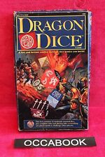 TSR Dragon Dice Game: A Fast and Furious Conflict Between Dice Armies You Build