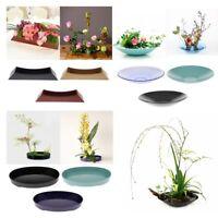 Japanese Ikebana Suiban Flower Arrangement Display Vase Tray Japan Quality