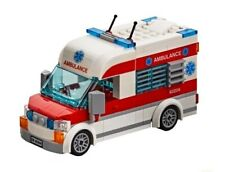 LEGO City Hospital Ambulance Split From Set No Minifigure Train Town Scenery