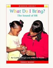 What Do I Bring?: The Sound of Br (Wonder Books Ph