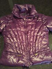 Motivi Puffy Down Jacket - Purple - Size 6 (Lot B)