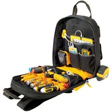 Dewalt 23-Pocket USB Charging Tool Backpack