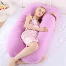 Pregnancy Pillow Full Body Maternity Pregnant Women U Shape Pregnant Pillow Case