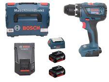Bosch Akku Bohrschrauber GSR 18V-28 + Akku Adapter GAA 18V-24  + Akkus 3.0 Ah