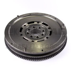 For BMW 34 E36 5 3 Series L6 2.5L Manual Trans Clutch Flywheel Dual Mass DMF LuK