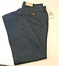 MICHAEL KORS WOMAN GREENWICH STRAIGHT MID RISE/STRAIGHT LEG STRETCH JEANS 14W