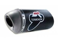 D035CO - Terminale Scarico Termignoni Corto Carbonio Ducati Monster S4R/S4RS