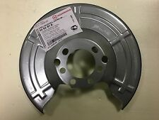 VAUXHALL / OPEL  REAR Brake Disc back protection plate NEW