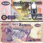ZAMBIA - 100 kwacha 2010 FDS - UNC