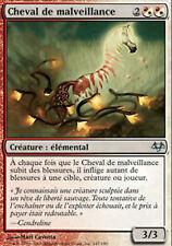 *MRM* FRENCH 4x Cheval de malveillance ( Spitemare ) MTG Eventide