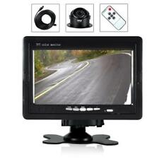 Pyle PLCMTR70 Rearview Backup Camera/Video Monitor System  Waterproof Angle