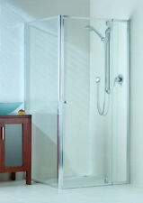 Glass Shower Screen Pivot Door 980mm - 1040mm