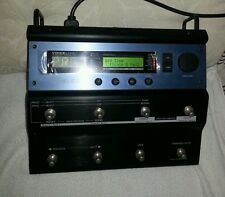 Voice harmonizer TC HELICON VOICE LIVE & MANUAL IN GOOD CONDITION
