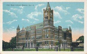 MONROE LA – City High School