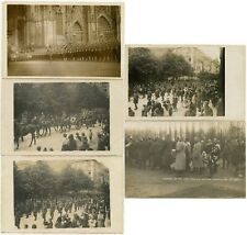 More details for 1919 baor occupation 5 cards real photos cologne army of rhine + street scenes