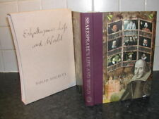 William Shakespeare Hardback Folio Society Antiquarian & Collectable Books