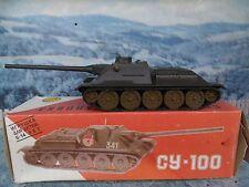 1/43 USSR SU 100 soviet tank