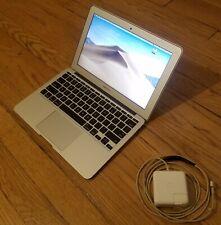 """APPLE COMPUTER MAC MACBOOK AIR 11"""" 1.3 i5 Mid-2013 8GB RAM 256GB HD"""