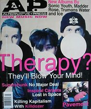 THERAPY? May 1994 A.P. Magazine PAVEMENT / KILLDOZER / SUPERCHUNK / SONIC YOUTH
