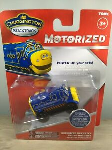 Chuggington StackTrack Motorized Brewster- New in Package