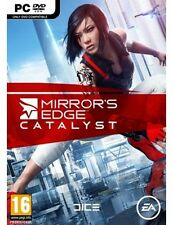 Mirror's Edge Catalyst PC NEW BOX German version ONLY THE CODE