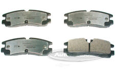 Disc Brake Pad Set-Ceramic Pads Rear Tru Star CBP1329