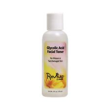 Reviva Labs Glycolic Acid Facial Toner for Sun-Damaged Skin 4.0 oz # 184