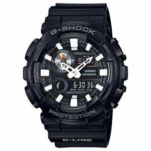 Casio G-Shock Black Analogue/Digital G-Lide Series Watch GAX100B-1A