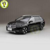 1/18 VW Skoda Octavia Combi Wagon Diecast CAR MODEL Toys kids gift Brown