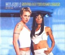 MELANIE C FEAT LISA LOPES 4 TRACK CD NEVER BE THE SAME FREE POST IN AUSTRALIA