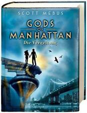 Mebus, Scott - Gods of Manhattan 03. Die Vergeltung