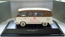 SCHUCO VW T1 BULLI VAN KURTZ TOYS STUTTGART PROMOTIONAL 1:43 NEW ONLY 250 MADE