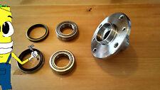 Front Wheel Hub, Bearings & Seals Kit Assembly for Kia Rio 2001-2002