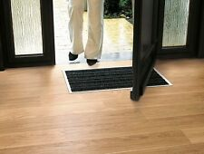 Quick-Step Doormat with Built In Frame (Heavy Duty 3in1 Cleaning System)