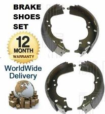 FOR TOYOTA HIACE & GRANVIA IMPORT 1993--> NEW REAR BRAKE SHOES SET