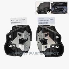 BMW Front Door Lock Actuator Mechanism Left & Right Genuine OE 143/146 (2pcs)