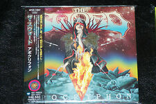 THE SWORD APOCRYPHON JAPAN NEW FACTORY SEALED  RARE