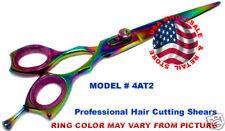 """4AT2 Professional Titanium hair Cutting Barber Hair dressing Shears Scissor 6.5"""""""