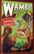 Wambi the Jungle Boy #8 nice!
