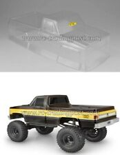 "1982 GMC K10 Clear Body for 12.3"" Wheelbase Crawler (Traxxas TRX-4 Sport)"