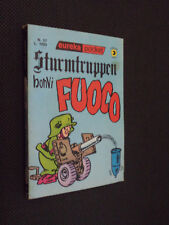 "EUREKA POCKET N.57 CORNO 1979 - STURMTRUPPEN FUOCO - OTTIMO ""NM"""