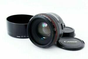 [Mint] Canon EF 50mm F 1.2 L USM AF Lens From Japan