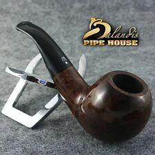 Grandios H.WOROBIEC No 74 BROWN APPLE Original Briar Pfeife Tabakpfeife BRUYERE