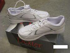 Dexter Verve White/Silver Women's Bowling Shoes 9.5M