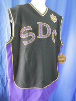 Snoop Dogg Mens 2XL Basketball Jersey 2003 Westside Champions Ballers NWT