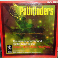 Band Of The Royal Air Force Regiment - The Pathfinders (LP)