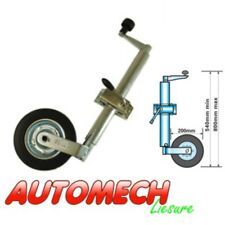 High Quality Maypole 42mm Jockey Wheel Assembly with Clamp (227)