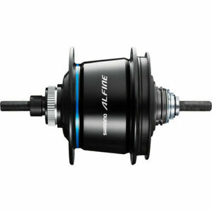 Shimano Alfine SG-S7051 11-Speed DI2 Disc Internal Hub Gear 135MM Black