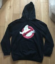 GHOSTBUSTERS HOODIE SWEAT SHIRT X LARGE NEW